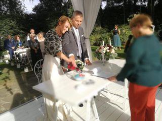 Le nozze di Alberto e Sara