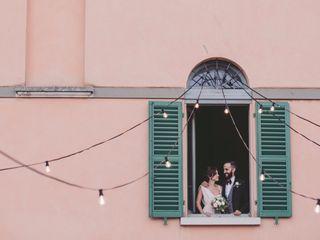 Le nozze di Erika e Mirco