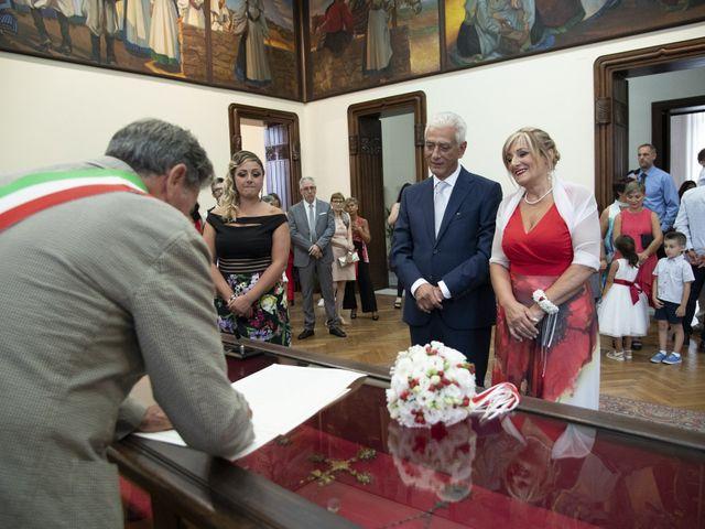Il matrimonio di Antonio e Vincenza a Cagliari, Cagliari 25