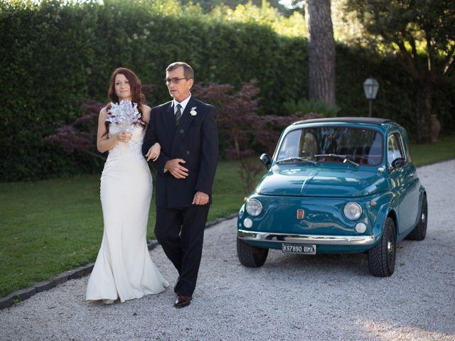 Il matrimonio di Angelo e Diana a Roma, Roma 7
