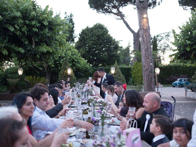 Il matrimonio di Angelo e Diana a Roma, Roma 18