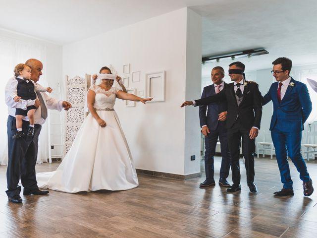 Il matrimonio di Manuel e Jessica a Barbania, Torino 8