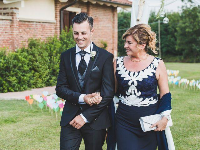 Il matrimonio di Manuel e Jessica a Barbania, Torino 9