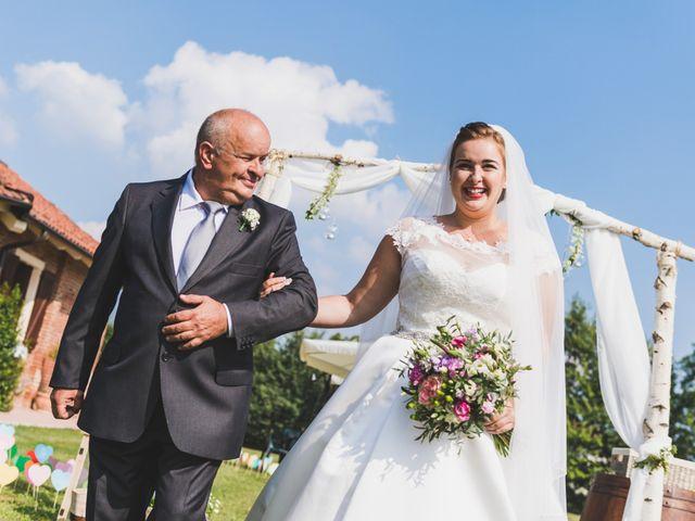 Il matrimonio di Manuel e Jessica a Barbania, Torino 10