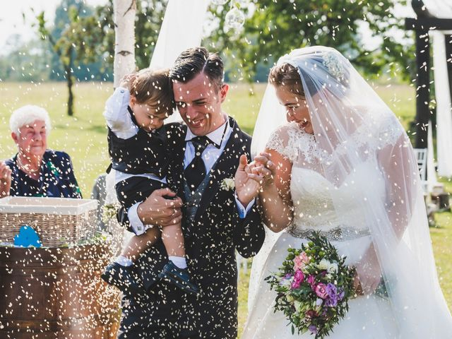 Il matrimonio di Manuel e Jessica a Barbania, Torino 12