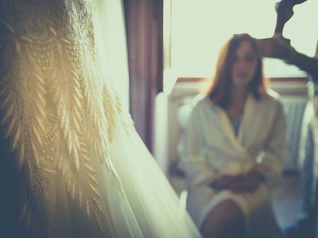 Il matrimonio di Amedeo & Arianna e Matteo & Lucrezia a Massa Marittima, Grosseto 1