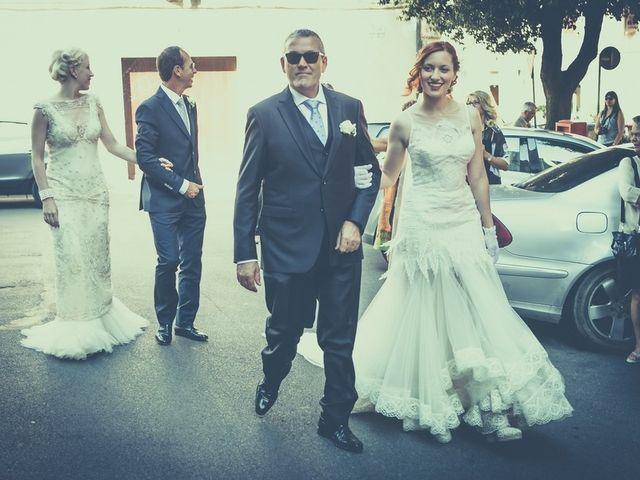 Il matrimonio di Amedeo & Arianna e Matteo & Lucrezia a Massa Marittima, Grosseto 19