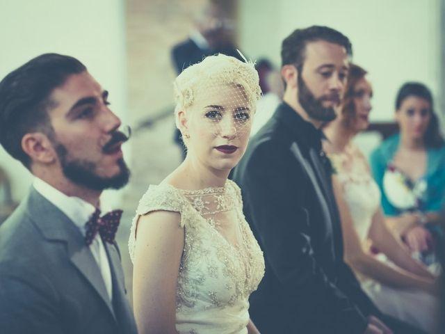 Il matrimonio di Amedeo & Arianna e Matteo & Lucrezia a Massa Marittima, Grosseto 22