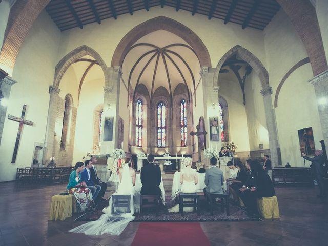 Il matrimonio di Amedeo & Arianna e Matteo & Lucrezia a Massa Marittima, Grosseto 23