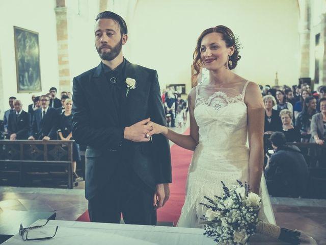 Il matrimonio di Amedeo & Arianna e Matteo & Lucrezia a Massa Marittima, Grosseto 26