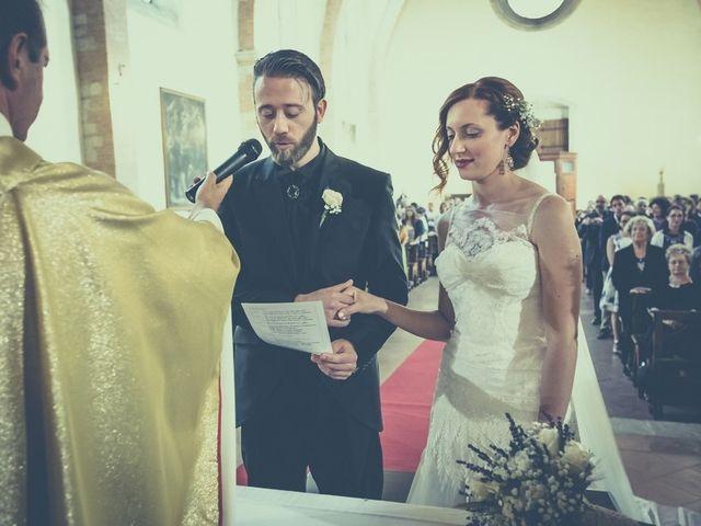 Il matrimonio di Amedeo & Arianna e Matteo & Lucrezia a Massa Marittima, Grosseto 27
