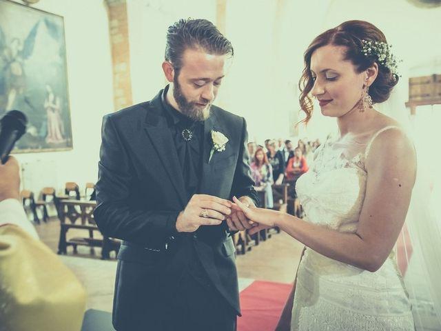 Il matrimonio di Amedeo & Arianna e Matteo & Lucrezia a Massa Marittima, Grosseto 28