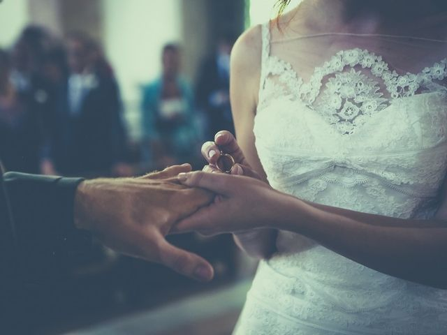 Il matrimonio di Amedeo & Arianna e Matteo & Lucrezia a Massa Marittima, Grosseto 29
