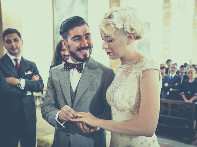 Il matrimonio di Amedeo & Arianna e Matteo & Lucrezia a Massa Marittima, Grosseto 31