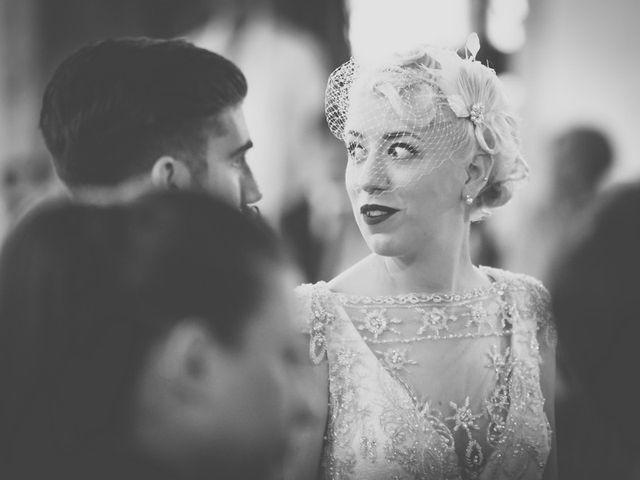 Il matrimonio di Amedeo & Arianna e Matteo & Lucrezia a Massa Marittima, Grosseto 33