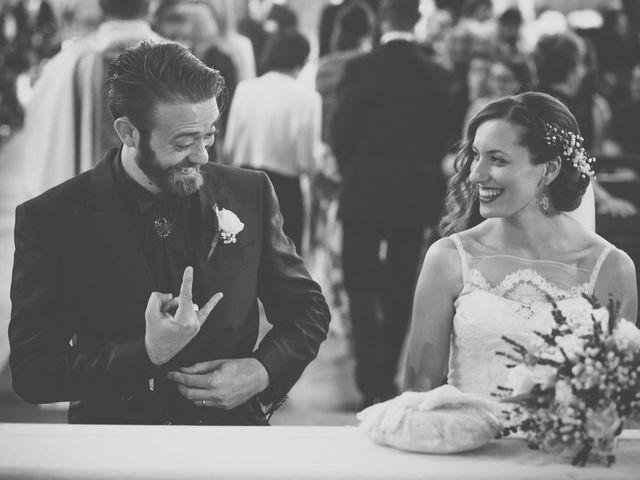 Il matrimonio di Amedeo & Arianna e Matteo & Lucrezia a Massa Marittima, Grosseto 36