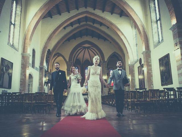 Il matrimonio di Amedeo & Arianna e Matteo & Lucrezia a Massa Marittima, Grosseto 44