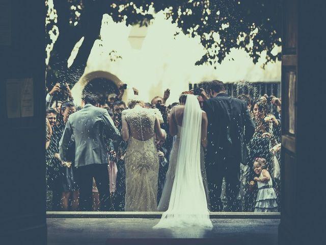 Il matrimonio di Amedeo & Arianna e Matteo & Lucrezia a Massa Marittima, Grosseto 45