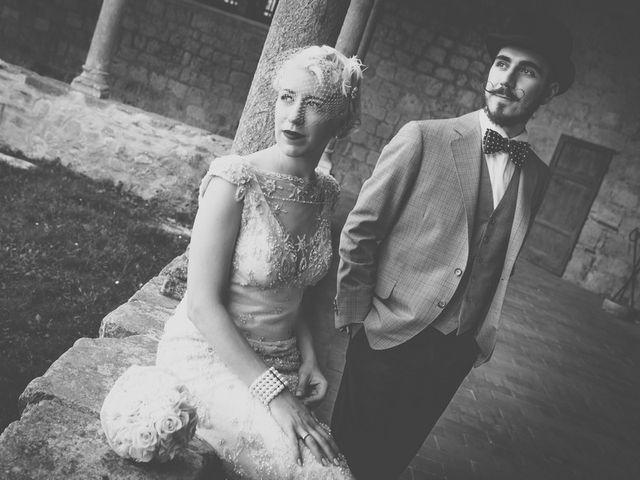 Il matrimonio di Amedeo & Arianna e Matteo & Lucrezia a Massa Marittima, Grosseto 50