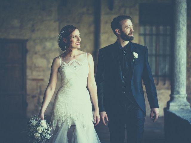 Il matrimonio di Amedeo & Arianna e Matteo & Lucrezia a Massa Marittima, Grosseto 51