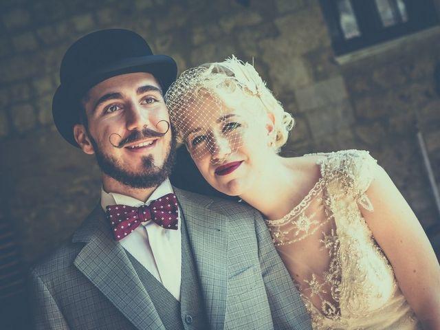 Il matrimonio di Amedeo & Arianna e Matteo & Lucrezia a Massa Marittima, Grosseto 52