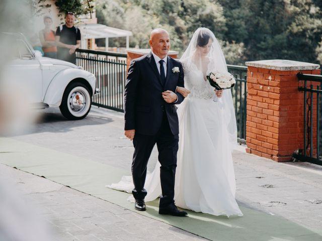 Il matrimonio di Roberto e Anna a Vico Equense, Napoli 24