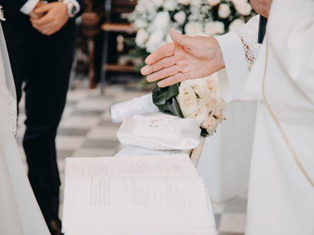 Il matrimonio di Roberto e Anna a Vico Equense, Napoli 25