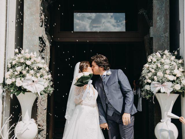 Il matrimonio di Roberto e Anna a Vico Equense, Napoli 27