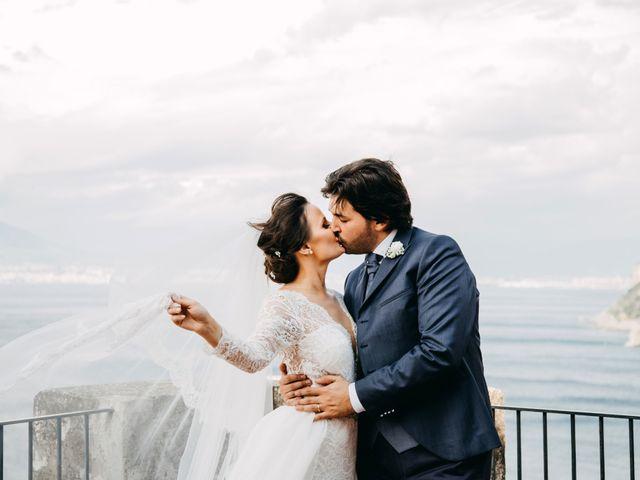 Il matrimonio di Roberto e Anna a Vico Equense, Napoli 29