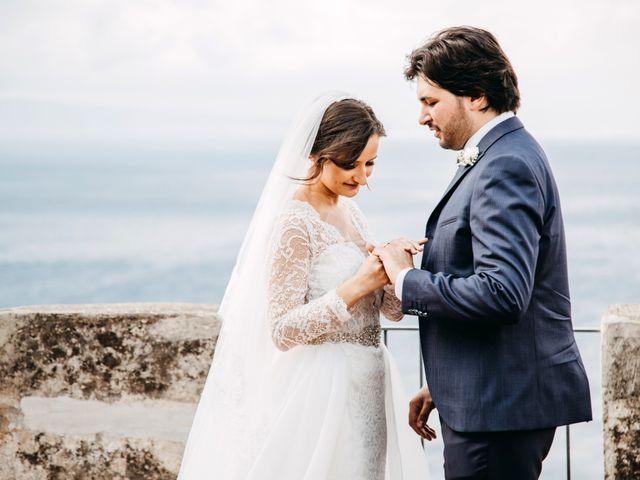 Il matrimonio di Roberto e Anna a Vico Equense, Napoli 30