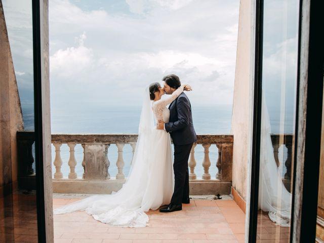 Il matrimonio di Roberto e Anna a Vico Equense, Napoli 32