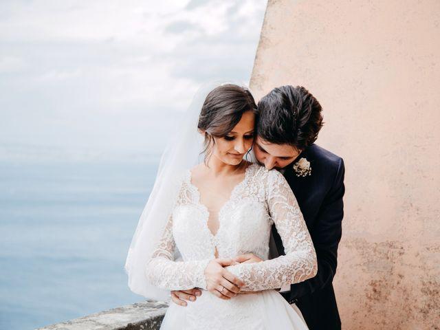 Il matrimonio di Roberto e Anna a Vico Equense, Napoli 33