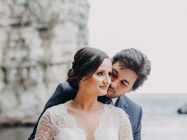 Il matrimonio di Roberto e Anna a Vico Equense, Napoli 34