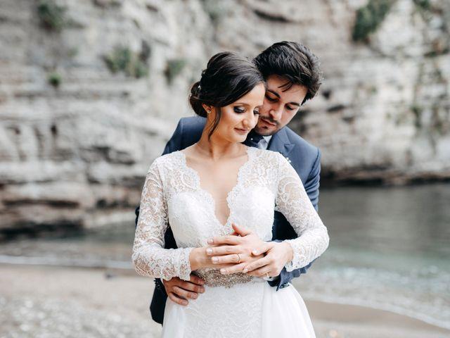 Il matrimonio di Roberto e Anna a Vico Equense, Napoli 35