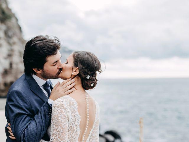 Il matrimonio di Roberto e Anna a Vico Equense, Napoli 38
