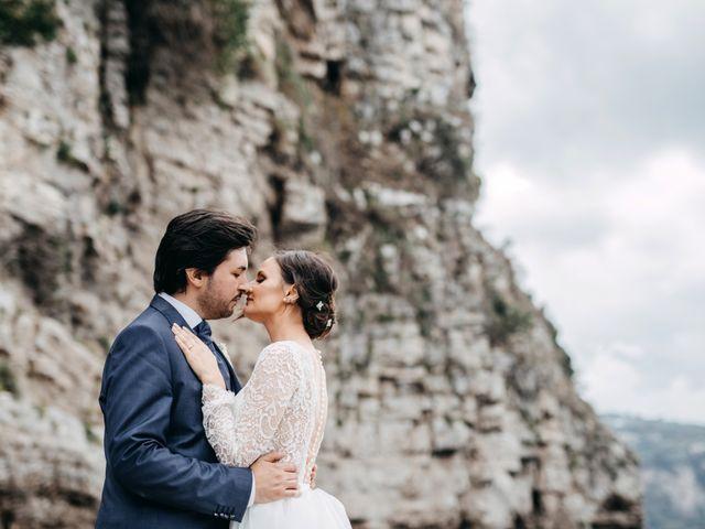 Il matrimonio di Roberto e Anna a Vico Equense, Napoli 39
