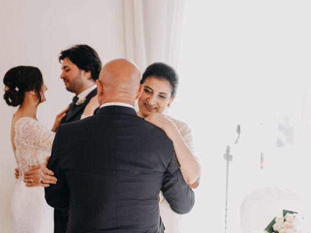 Il matrimonio di Roberto e Anna a Vico Equense, Napoli 42