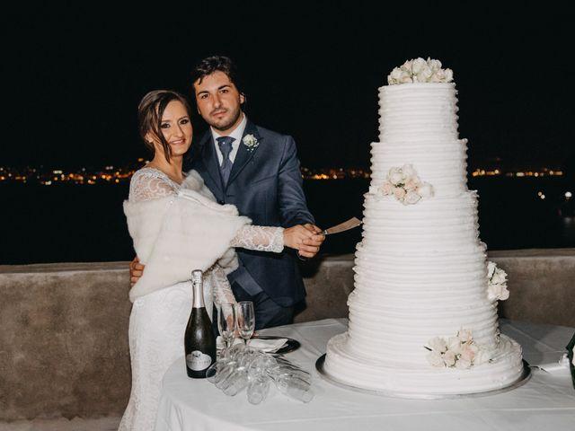Il matrimonio di Roberto e Anna a Vico Equense, Napoli 53
