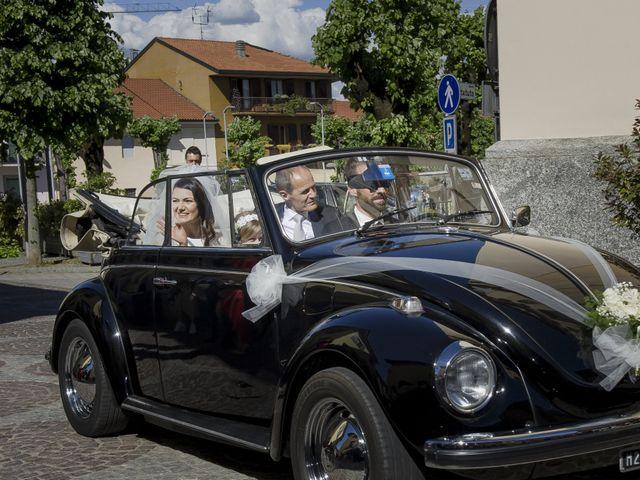 Il matrimonio di Ivano e Irene a Misinto, Monza e Brianza 15