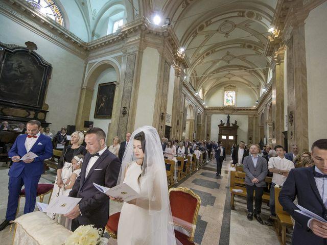 Il matrimonio di Ivano e Irene a Misinto, Monza e Brianza 16