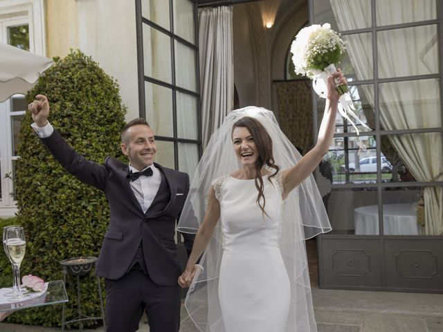 Il matrimonio di Ivano e Irene a Misinto, Monza e Brianza 25