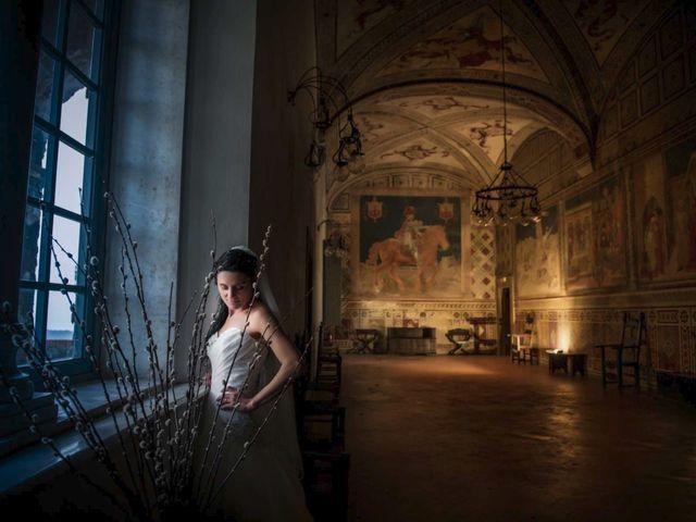 Il matrimonio di Fabio e Michela a Massa, Massa Carrara 17