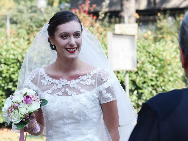 Il matrimonio di Davide e Irene a Milano, Milano 13