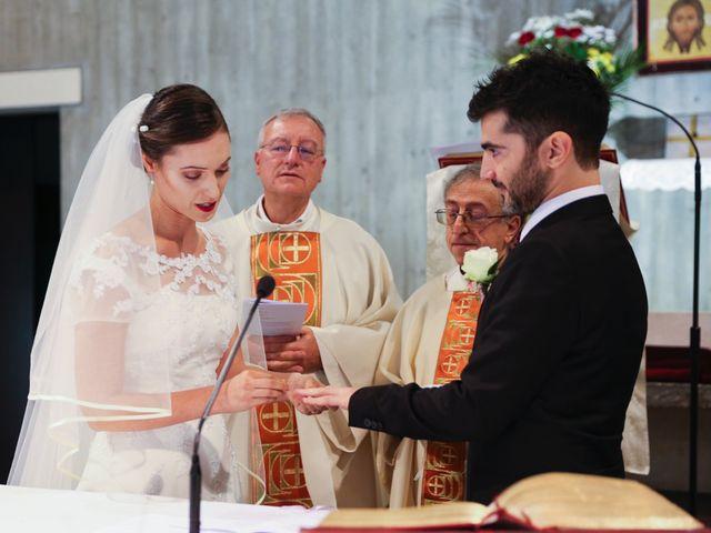 Il matrimonio di Davide e Irene a Milano, Milano 16