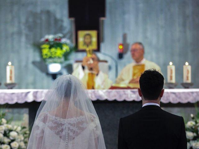 Il matrimonio di Davide e Irene a Milano, Milano 17
