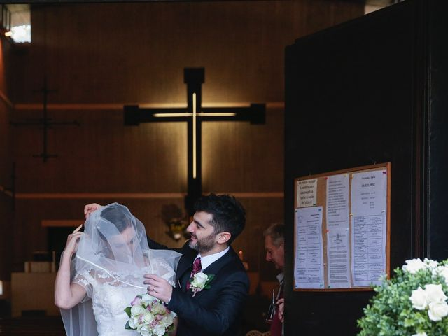 Il matrimonio di Davide e Irene a Milano, Milano 19