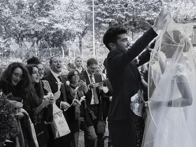 Il matrimonio di Davide e Irene a Milano, Milano 20