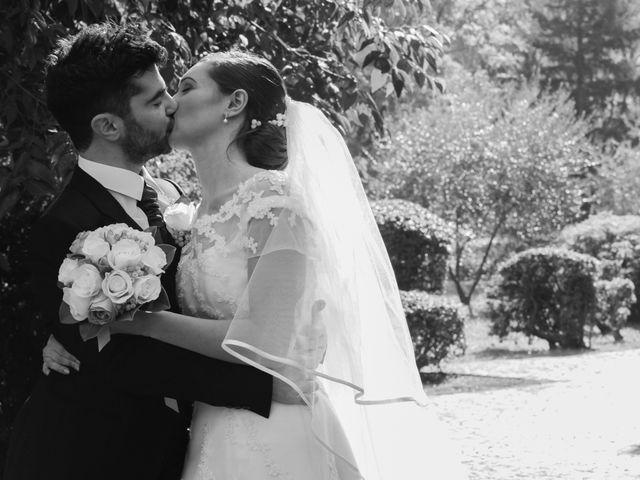 Il matrimonio di Davide e Irene a Milano, Milano 22