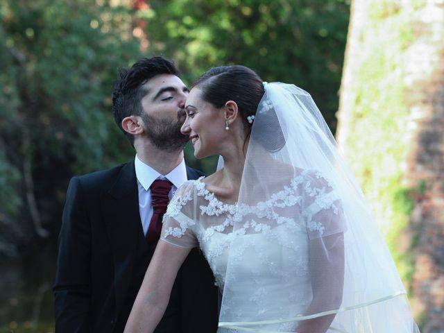 Il matrimonio di Davide e Irene a Milano, Milano 24