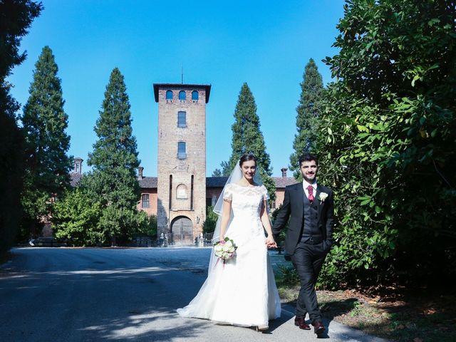 Il matrimonio di Davide e Irene a Milano, Milano 27